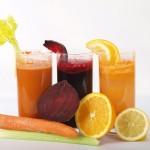 Soki z owoców i ich wpływ na ludzkie zdrowie.